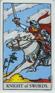 タロットの意味:Knight of Swords